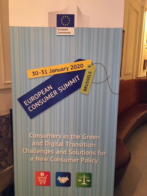 EU Consumer Summit 2020